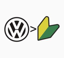 Volkswagen is greater than JDM by beeweecee