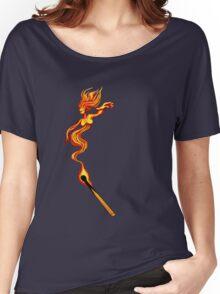 Hot Woman Women's Relaxed Fit T-Shirt