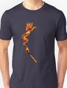 Hot Woman Unisex T-Shirt