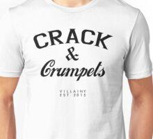 Crack & Crumpets Unisex T-Shirt