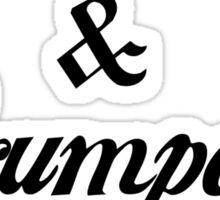Crack & Crumpets Sticker