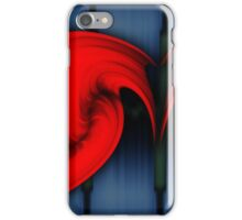 Red Styling M iPhone Case/Skin