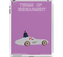 Terms of endearment iPad Case/Skin