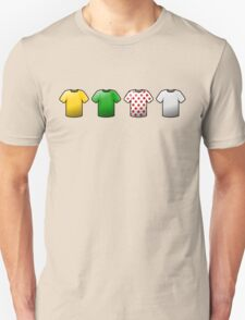 tour de france jerseys Icons T-Shirt