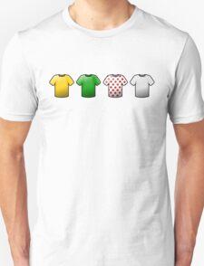 tour de france jerseys Icons T-Shirt