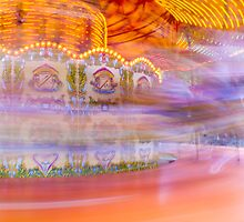 Carrousel by Darren Wright
