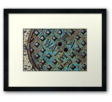 Untitled.00122 Framed Print