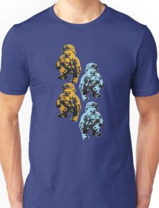 Photographer _Street art Unisex T-Shirt