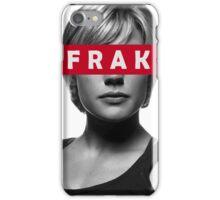 Starbuck - Frak - Battlestar Galactica iPhone Case/Skin