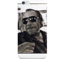 Bukowski iPhone Case/Skin
