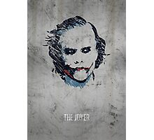 The Joker. Photographic Print