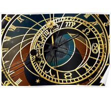 Astronomical Clock - Prague Poster