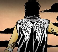 Daryl Dixon - The Walking Dead by Bastards And  Broken Things