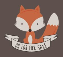 Oh For Fox Sake Kids Clothes