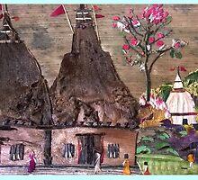 Ancient Temples  by BasantSoni