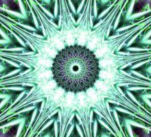 Fractal Mandala Sticker