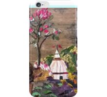 Ancient Temples  iPhone Case/Skin