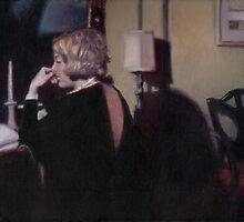 Sitting In A Dark Corner by dbclemons