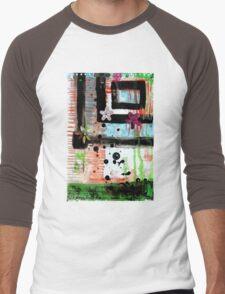 My Secret Garden Men's Baseball ¾ T-Shirt