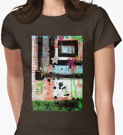 My Secret Garden Womens Fitted T-Shirt