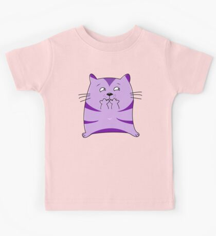 """Fraidy Cat"" Kids Tee"