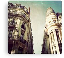 _ architecture _ Canvas Print