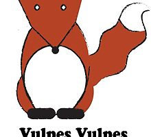 Vukpes Vulpes by jauntee