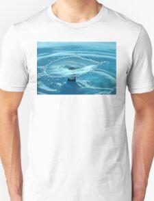 Turquoise Splash T-Shirt
