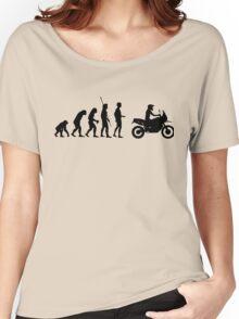 Evolution Enduro Adventure Women's Relaxed Fit T-Shirt