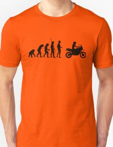 Evolution Enduro Adventure Unisex T-Shirt