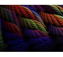Rope a Dope Photographic Print