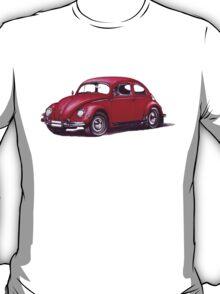 Volkswagen Beetle 1957. T-Shirt
