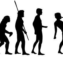 Evolution drinking by muli84