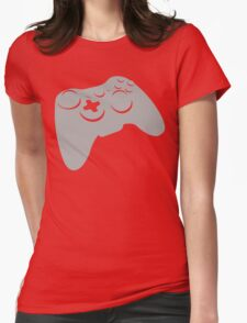 x-box controller Womens Fitted T-Shirt