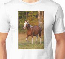 Running Horse Unisex T-Shirt