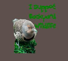 Back yard watchable wildlife Long Sleeve T-Shirt