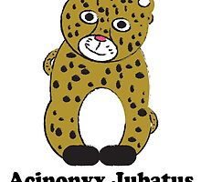 Acinonyx Jubatus by jauntee