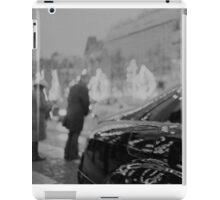 Paris France Champs Elysees Lomo LCA lomographic analog film photograph 35mm iPad Case/Skin