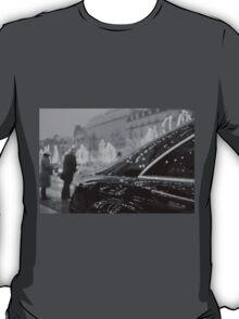 Paris France Champs Elysees Lomo LCA lomographic analog film photograph 35mm T-Shirt