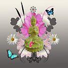 Swirlee budha by Koekelijn
