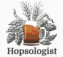 Hopsologist Kids Tee