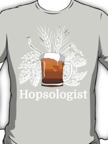 Hopsologist T-Shirt