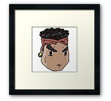 Chibi Avdol! Framed Print