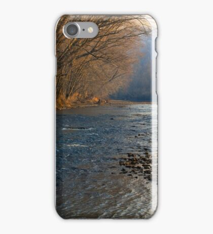 White River NW Arkansas Ozarks iPhone Case/Skin