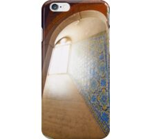 window in a real and  forced perspective iPhone Case/Skin