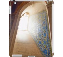 window in a real and  forced perspective iPad Case/Skin