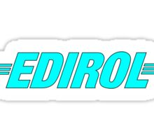 Edirol  Sticker