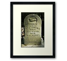 Untitled.00043 Framed Print