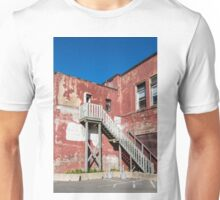 Old Red Plaster Unisex T-Shirt