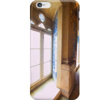 windows in perspective iPhone Case/Skin